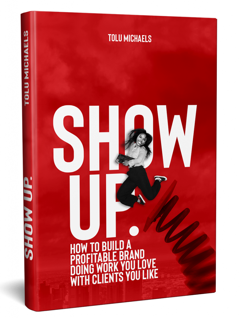 show-up-by-tolu-michaels