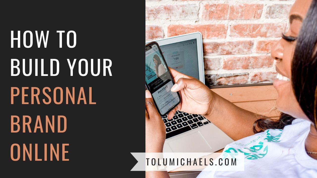 Personal branding online: A guide for digital entrepreneurs